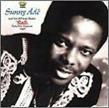 KING SUNNY A/H AFRICAN BEA ADE - Synchro System Nigeria - CD -
