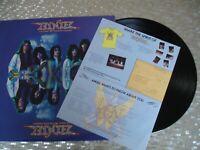 """ANGEL  """"On Earth As It Is In Heaven""""   LP  Casablanca NBLP 7043 Order Form"""