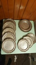 New listing Wilton Armetale Queen Anne Set - Lot of 10 RWP Columbia Pewter Collectible...