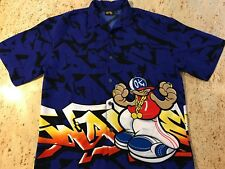 Board Purple Graphic Shirt Size XL