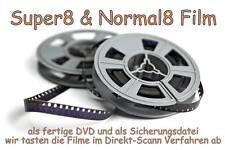 Super8 auf DVD digitalisieren Ø 25cm