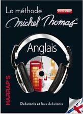 Harrap's Michel Thomas Anglais Débutant, Perfectionnement et Vocabulaire