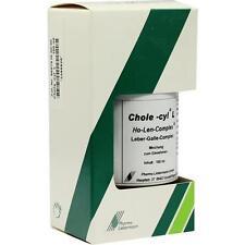 CHOLE-CYL L Ho Len Complex Tropfen 100ml PZN 3395826