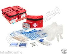 38 Piece Small First Aid Emergency Kit Cycling Running Car Travel Bag Handy