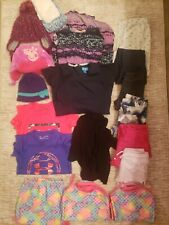 Girls Clothes Size 5-6 Lot of 17. Cute Dresses, shirts, mermaid swimsuit