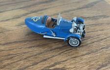 BRUMM BLUE CYCLECAR DARMONT 1929 #13 MODEL CAR