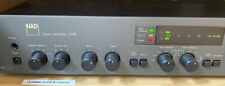 NAD 3140 Classic Rare Vintage Amplifier pre and power Amplifier connected
