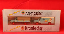 Brekina/ Krombacher/exklusiv Modelle/2585/ Henschel + Mercedes /1:87 / OVP