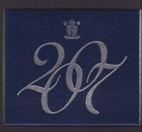 2007 United Kingdom 12 Piece Proof Coin Set Collection in Box