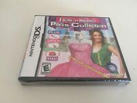 Fashion Studio: Paris Collection (Nintendo DS, 2009) DS NEW