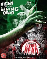 Night Of The Living Dead / Birth Of The Living Dead Blu-Ray Nuovo (MBF010B