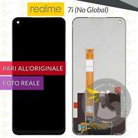 DISPLAY REALME 7i RMX2103 SCHERMO VETRO LCD + TOUCH SCREEN - VERSIONE NO GLOBAL