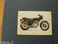 VDH-058 YAMAHA XS500 MOTORCYCLE  PICTURE STAMP ALBUM CARD,ALBUM PLAATJE