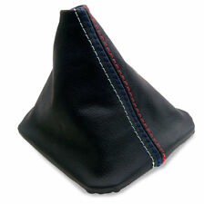 BMW E46 Automatic Shift Boot Synthetic Leather M Type Stitch for 99-04