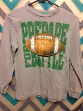 Boys Long Sleeve Football Shirt Size Medium
