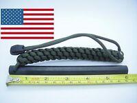 Huge 6x1/2 Ferro Rod Paracord Ferrocerium Flint Survival firesteel fire starter