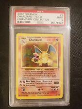 Charizard Holo Legendary Collection 2002 pokemon 3/110 Mint PSA 9 strong