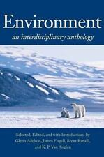 Environment: An Interdisciplinary Anthology by