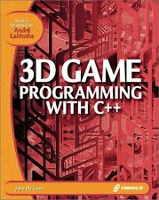 3D Game Programming with C++: Learn the Insider Se