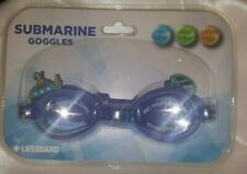 BOY LIFEGUARD BRAND BLUE SUBMARINE GOGGLES
