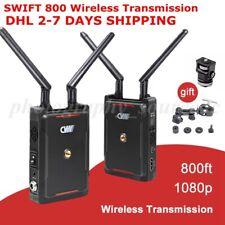 CVW SWIFT 800 800ft Wireless System Video Transmission HDMI Transmitter Receiver