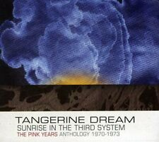 Tangerine Dream - Sunrise In The Third System: The Pink Years [CD]