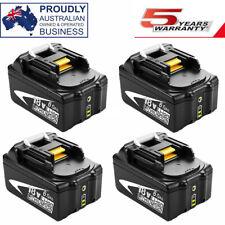 For Makita Battery 18V 5.0Ah 6.0Ah 4.0Ah 3.0Ah BL1830B BL1840B BL1850B BL1860B