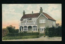 Surrey BANSTEAD DOWNS Golf Club House 1905 PPC