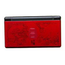 New Red Dragon Nintendo DS Lite Handheld System Console NDS NDSL
