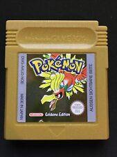 Pokémon: Goldene Edition (Nintendo Game Boy Color, 2001) Nur Modul!