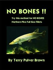 Fishing DVD How to clean Northern Pike with no Y bones and Perfect Fillets