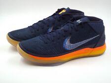 Men's Nike Kobe AD Size 10 (922482 401) Obsidian/White/Mega Blue