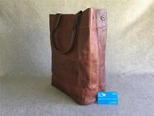 Handmade Goat Leather T-TOTE Shop Tall Bag Shoulder YKK Billy Goat Designs