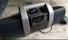 SiriusXm satellite radio with boombox & car accessories Sbx1