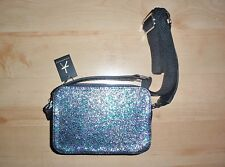 BNWT Primark womens metallic small shoulder faux leather summer festival bag