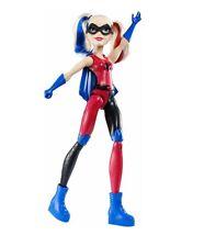 "DC Super Hero Girls Harley Quinn 12"" Action Training Doll New"