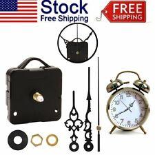DIY Wall Quartz Clock Movement Mechanism Replacement Repair Tool Part Kit Hands