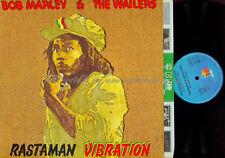 LP-BOB MARLEY & THE WAILERS  RASTAMAN VIBRATION // FOC // 27236XOT
