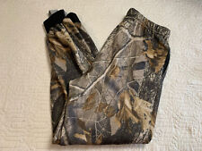 Redhead Camouflage Hunting Fleece Pants Foot Stirrups Men Size XL