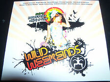 Wild Weekends 3 Various Dance 2 CD Mixed By Smash N Grab & Peewee Ferris