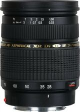 Tamron SP AF 28-75mm f/2.8 XR Di LD Aspherical (IF) Macro Sony Lens.