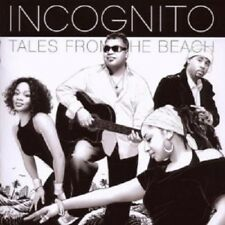 """INCOGNITO """"TALES FROM THE BEACH""""  CD NEW+"""
