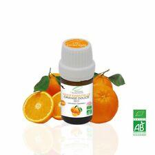 Huile Essentielle BIO Orange Douce 5ml. ABLabel, Ecocert Bio 100 % Pure.