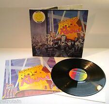 Udo Lindenberg - Lindenbergs Rock-Revue | Beilage enthalten | LP: Near Mint