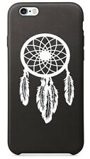B287a 2X Dream Catcher Cell Phone Feathers Nightmares Art vinyl decal sticker