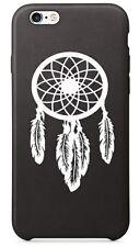 B287a 2X Dream Catcher Cell Phone Feathers Nightmares Art vinyl decal sticker