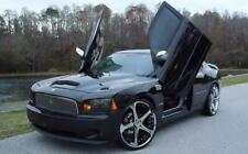 Chrysler 300 Dodge Charger Magnum Bolt On Lambo Vertical Doors kit 2005 - 2010
