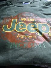 Jeep T-Shirt olive Authentic No. 284 Jeep® Legendary Since