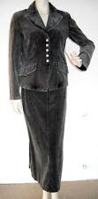 Unifarbene Damen-Anzüge & -Kombinationen im Kostüm-Stil aus Baumwolle