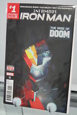 INFAMOUS IRON MAN #1 FIRST PRINTING